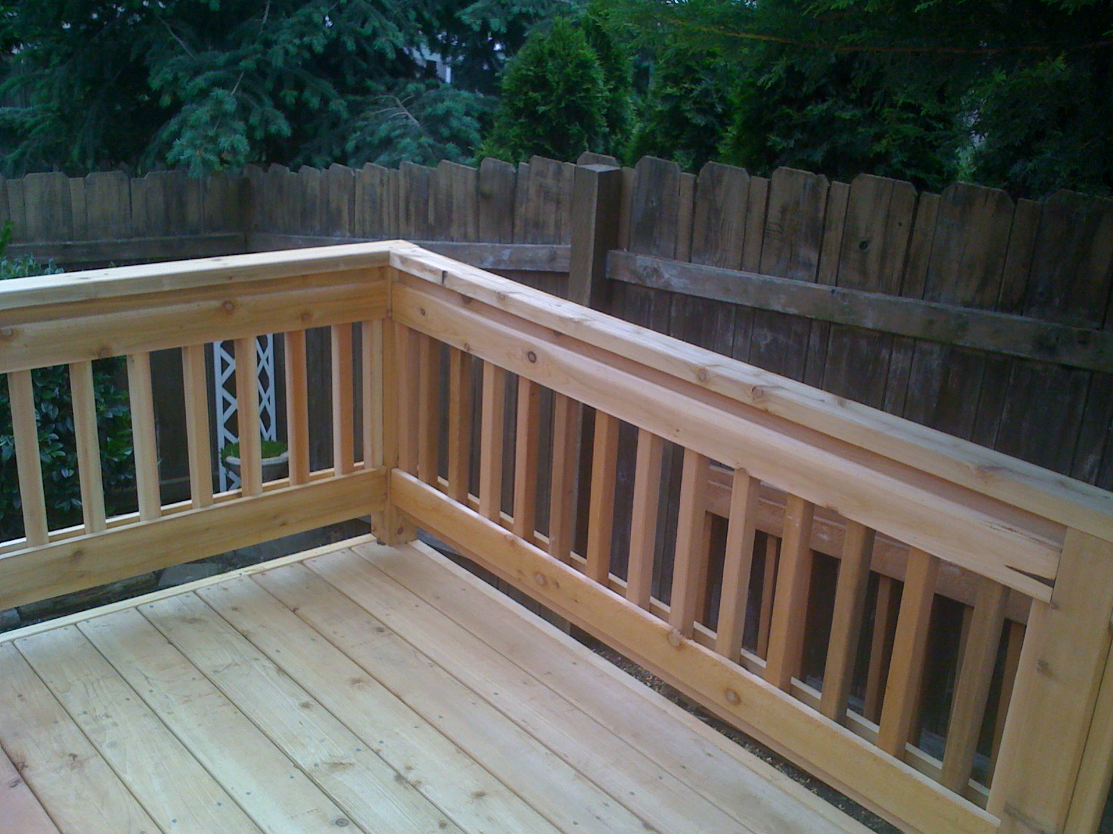 Decking - Logans Residential Maintenance - Vancouver WA Logans Residential Maintenance LLC ...