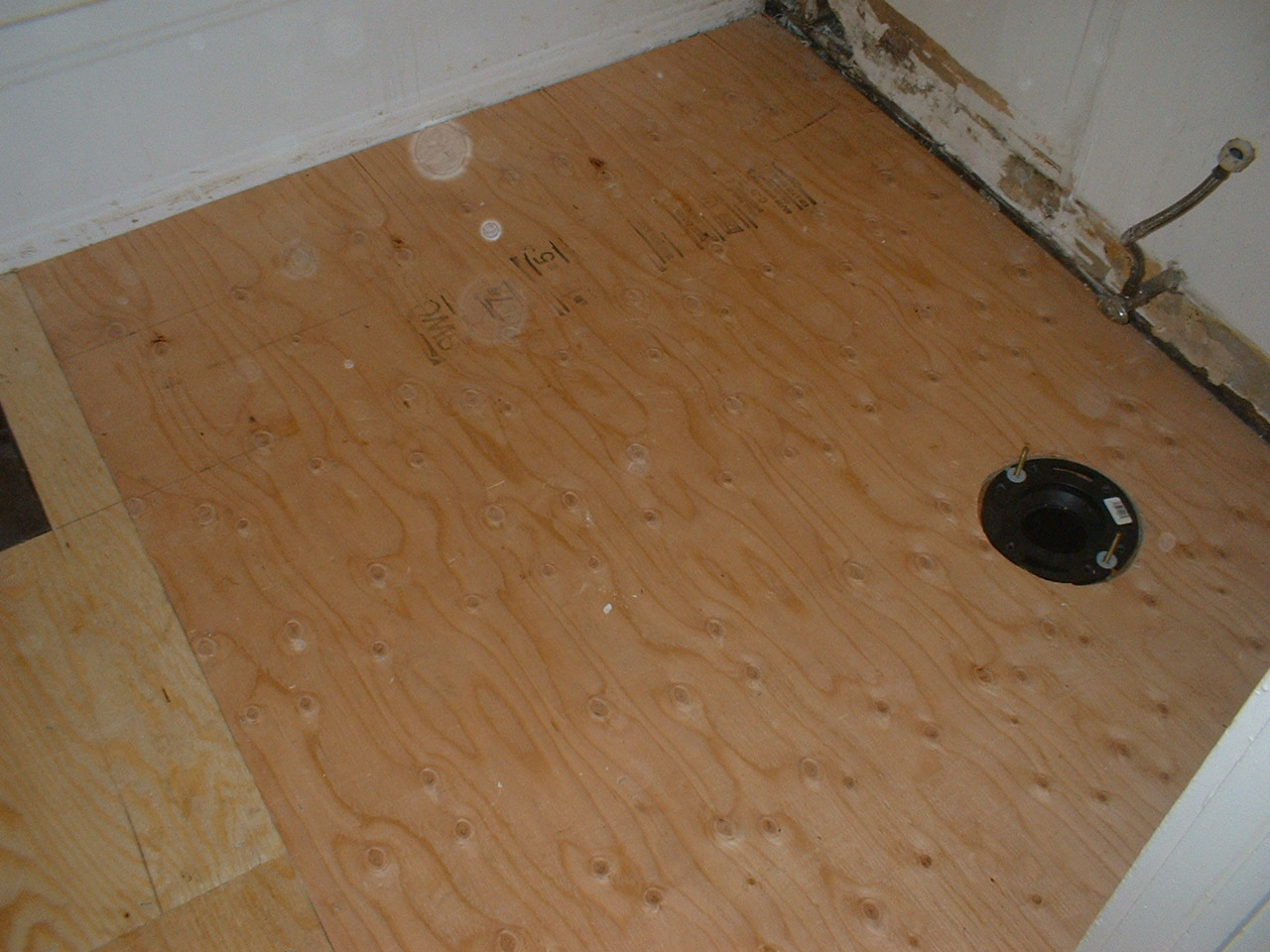 New Flooring And Replacement